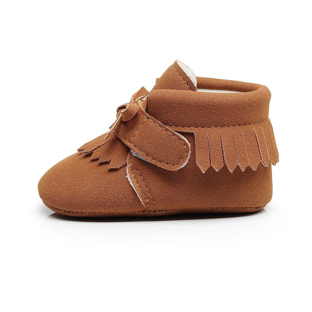 2e49c0c710dcc Chaussures Bébé Binggong Chaussures Enfants en bas âge Nouveau-né Simples Garçons  Fille Berceau Bottes