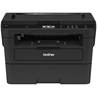 """Brother Printer RHLL2395DW Monochrome Printer with Scanner and Copier 2.7"""" (Renewed)"""