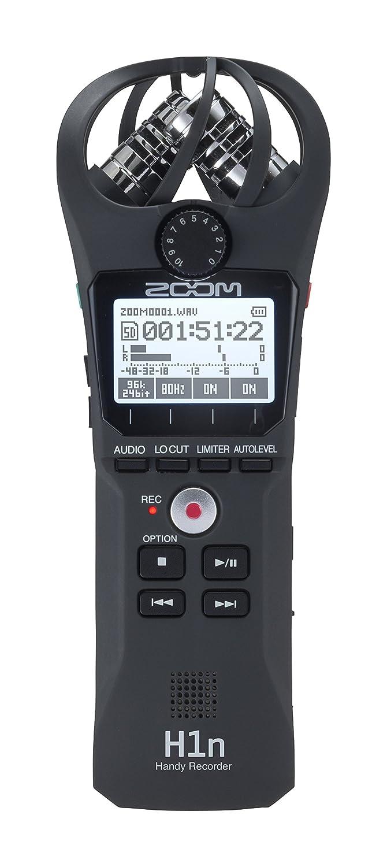 Zoom H1n Handy Recorder Zoom - Canada