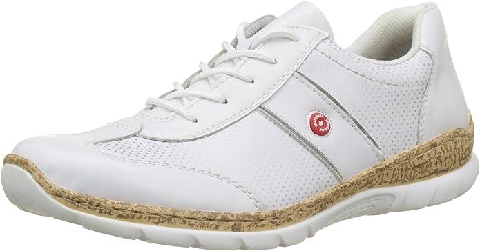 Rieker Damen N4220 Sneaker