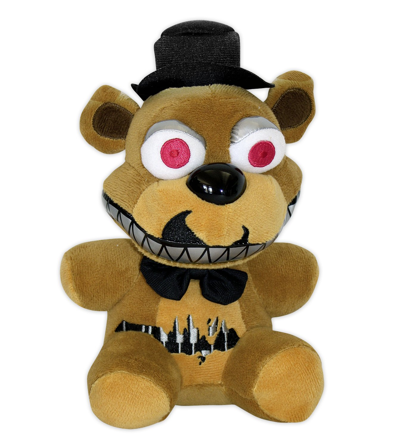 Amazon.com: Figurine de peluche Five Nights At Freddys - Freddy: Home & Kitchen