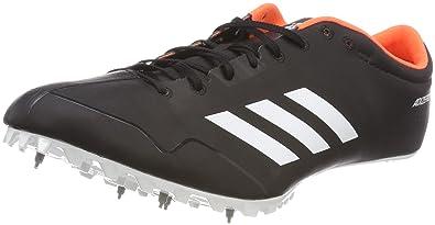 best cheap 73f3f 17986 adidas Unisex-Erwachsene Adizero Prime SP Leichtathletikschuhe Schwarz  (Negbas Ftwbla Naranj 000