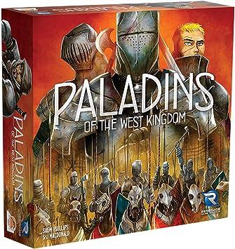 Imagen deRenegade Game Studios Paladins of The West Kingdom