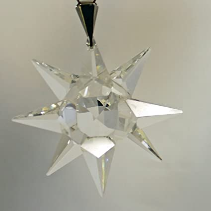 SWAROVSKI CRYSTAL 1991 ANNUAL HOLIDAY SNOWFLAKE CHRISTMAS ORNAMENT - Amazon.com: SWAROVSKI CRYSTAL 1991 ANNUAL HOLIDAY SNOWFLAKE