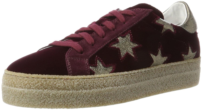 Stokton Sneaker, (Bordeaux) Sneakers Basses Sneaker, Femme Rouge Rouge (Bordeaux) 60c6dd5 - epictionpvp.space