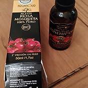 Arganour Rosehip Oil 100% Pure Tratamiento Corporal - 50 ml: Amazon.es: Belleza