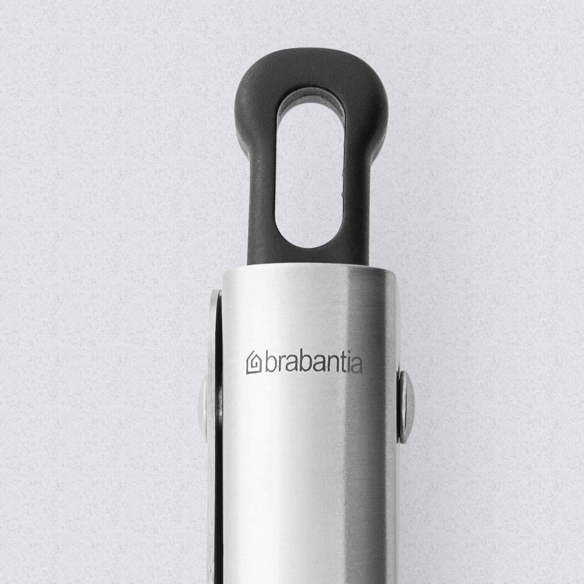 Compra Brabantia 385469 - Pinzas para Cocina, Acero y Silicona, Color Gris y Negro en Amazon.es