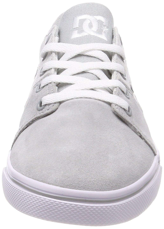 DC DC DC Schuhes Damen Tonik W Se Sneaker Grau (Light Grau Plaid Lgy) 2cd13e