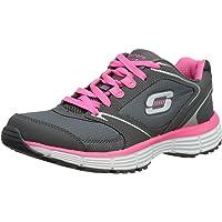 Skechers Agility-Rewind, Zapatillas de Deporte Exterior para Mujer