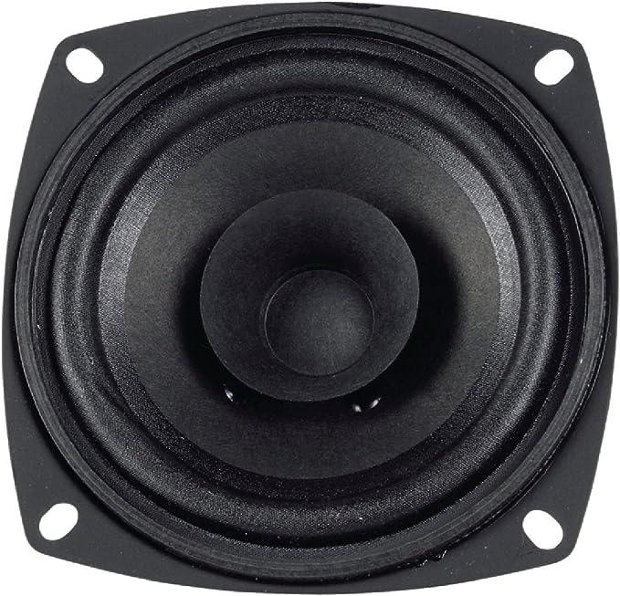 Visaton Vs Fr10 8 Lautsprecher Schwarz Auf Putz Deckenleuchte 80 20000 Hz 127 5 X 127 5 X 47 Mm Grille 10 Ist Grille 10 R 134 Grille 10 Rs Grille 10 Pl Grille 10 R 134 B Ch Audio