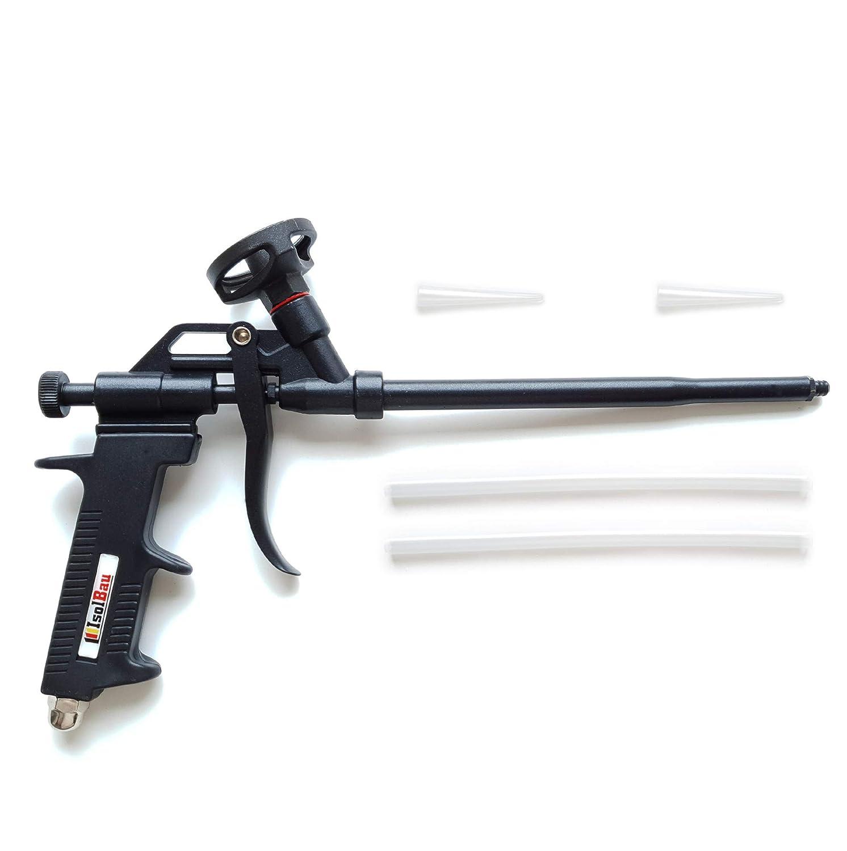 Pistola de espuma de teflón de poliuretano: Amazon.es: Bricolaje y ...