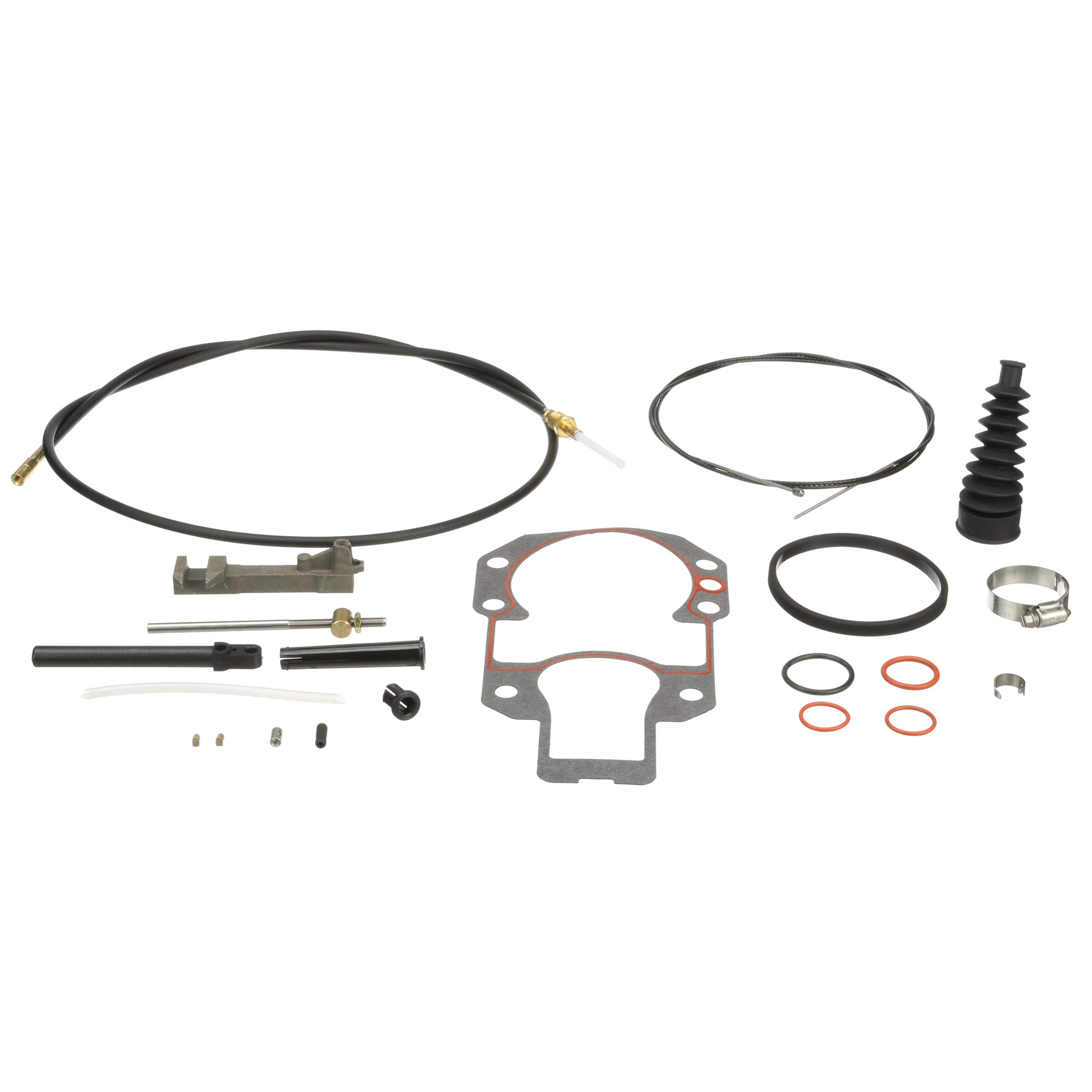Quicksilver Lower Shift Cable Kit 865436A03 - for MerCruiser Stern Drives MC-I, R, MR, Alpha One and Alpha One Gen II by QuickSilver