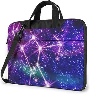 Orion Constellation Laptop Shoulder Messenger Bag,Laptop Shoulder Bag Carrying Case with Handle Laptop Case Laptop Briefcase 15.6 Inch Fits 14 15 15.6 inch Netbook/Laptop