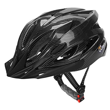 681b43917b9 JBM Adult Cycling Bike Helmet Specialized for Men Women Safety Protection  CPSC Certified (18 Colors