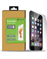 iGuard iPhone 6S 6 PANZERGLAS 9H / 3D Touch PREMIUM TEMPERED GLASS / Displayschutzglas / Panzer Glas Display Schutz Folie / Schutzglas / Echtglas / Verbundglas / Glasfolie / APPLE iPhone