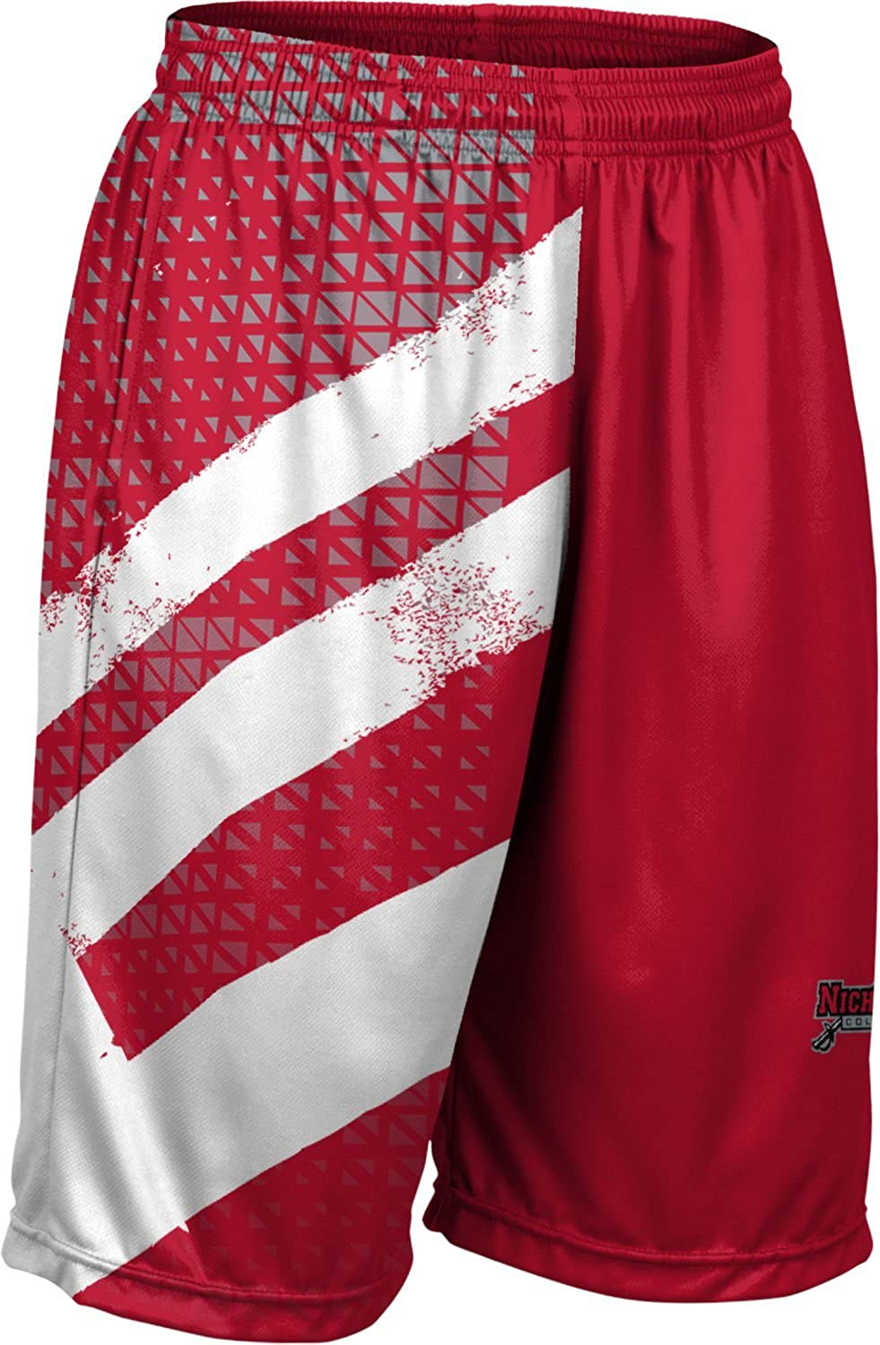 ProSphere Nicholls State University Mens 11 Knit Short Structure