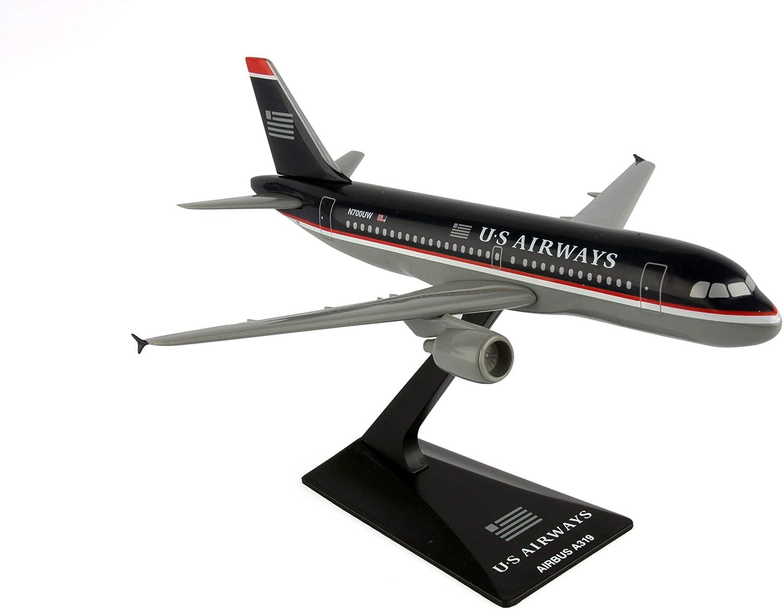 Flight Miniatures USAir US Airways 1997-2005 Airbus A319-100 1/200 Scale REG#N700UW Display Model