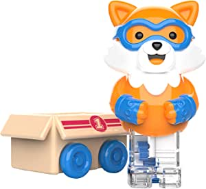 Educational Insights Zoomigos Fox with Box Zoomer - Toddler Toy