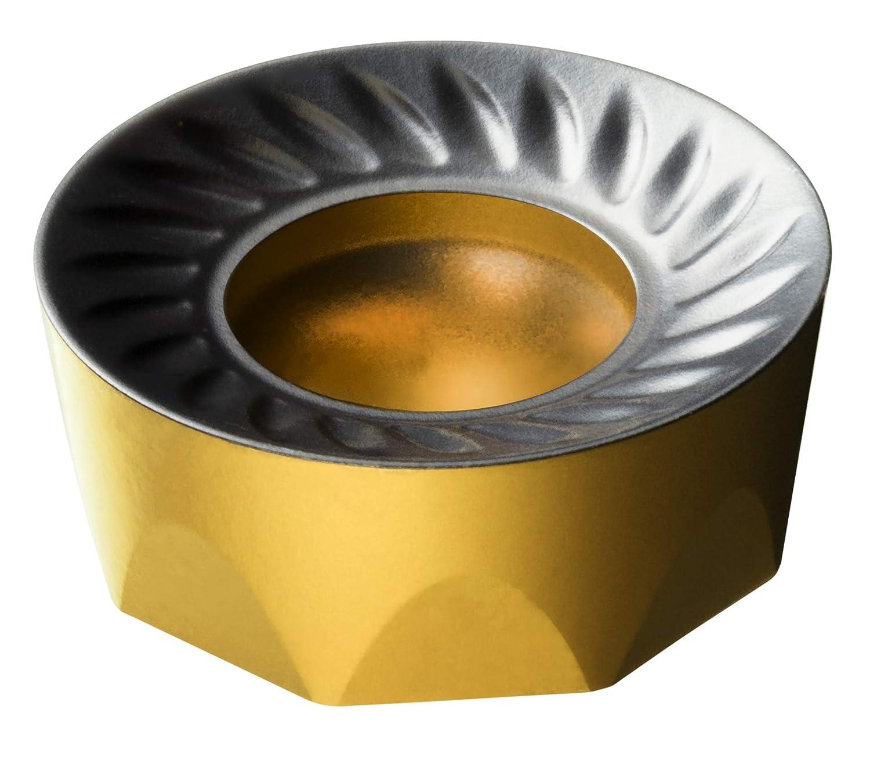 Sandvik Coromant RCKT 13 04 00-PM 4340 Al2O3 TiN CVD TiCN Neutral Hand 4340 Grade Carbide Round CoroMill 200 Insert for milling