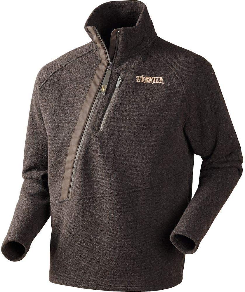 brown H/ärkila Nite sweater