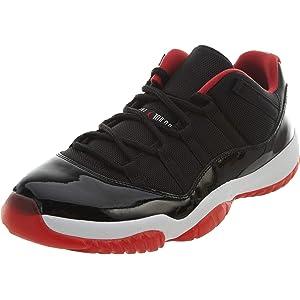 eb1f8b09ff5dce Amazon.com  Air Jordan 11 Retro Low - 528895 102  Sports   Outdoors