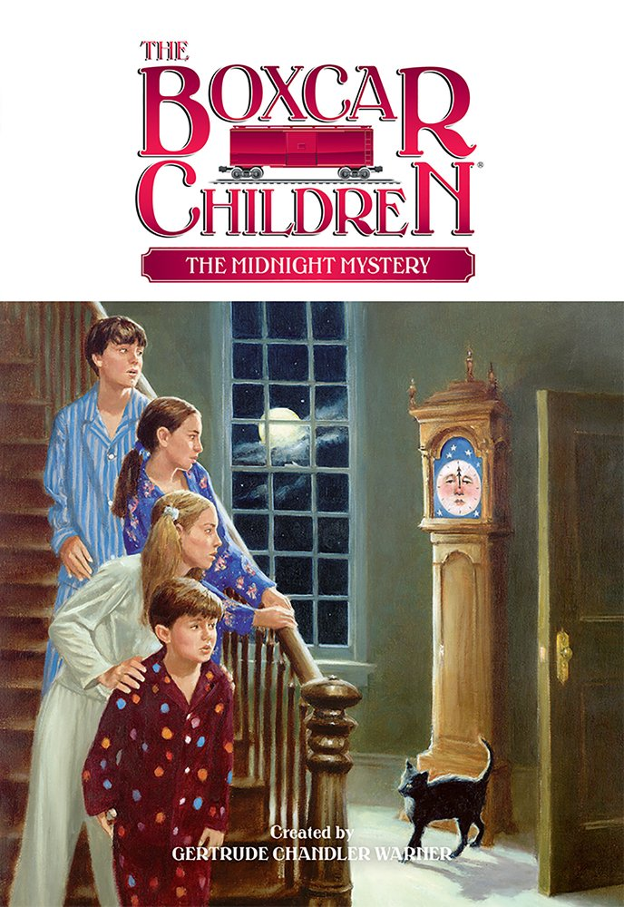 The Midnight Mystery (The Boxcar Children Mysteries) pdf