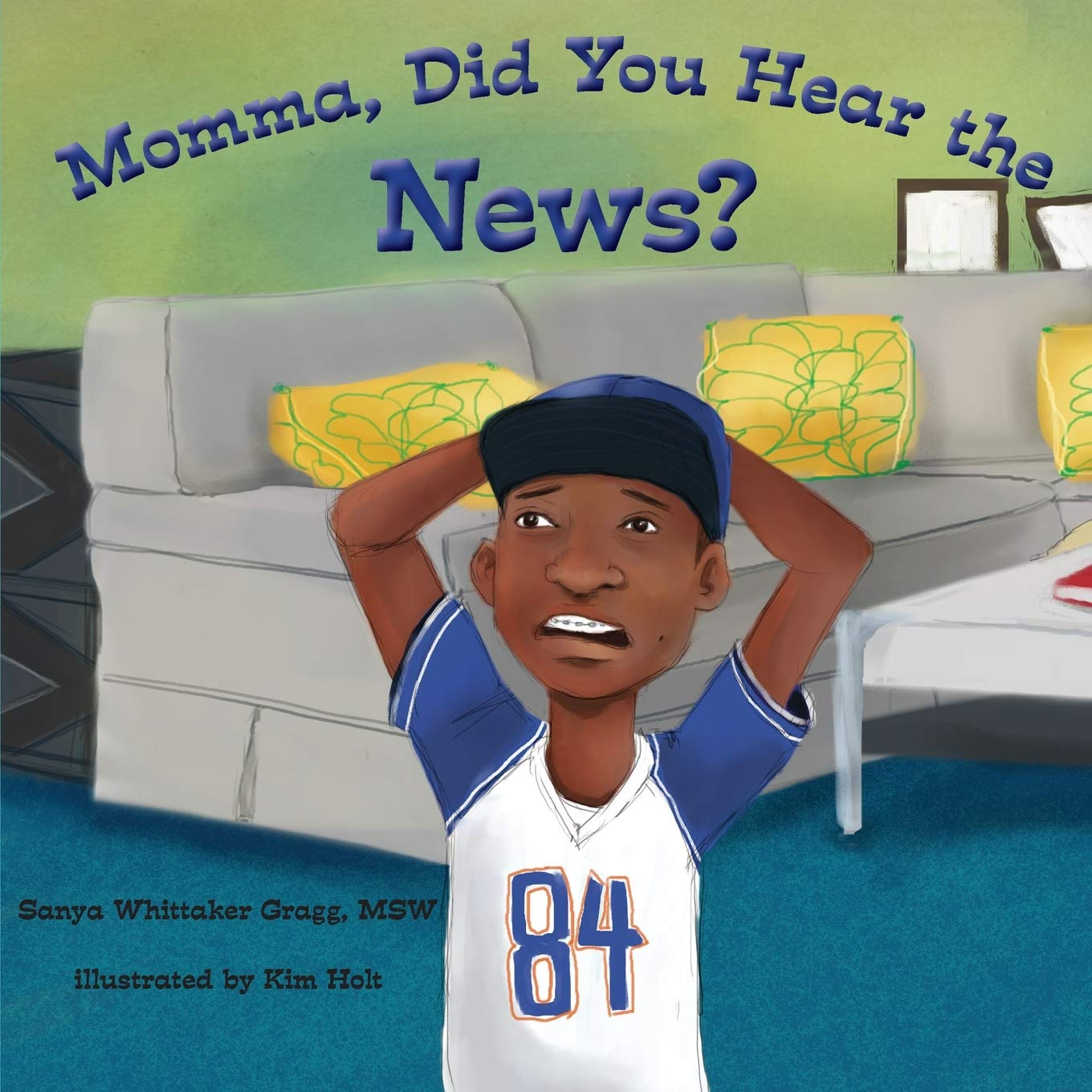 Momma, Did You Hear the News? Books About Race_ Amy's Bookshelf