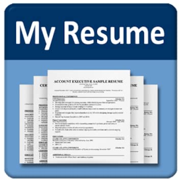 My Cv Resume Builder