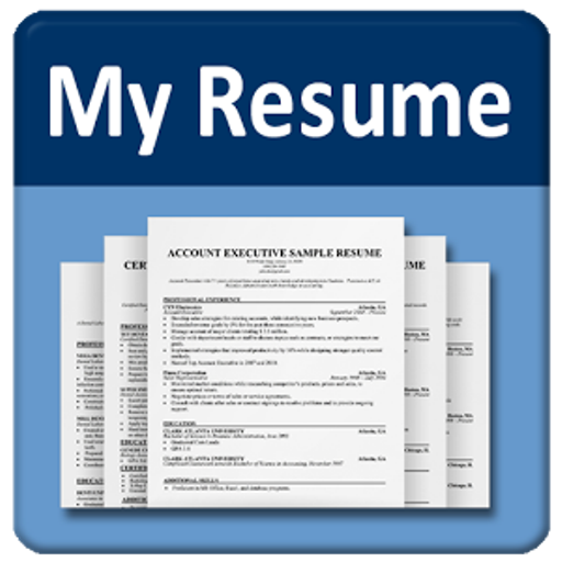 Amazoncom My Resume BuilderCV Free Jobs Appstore for Android