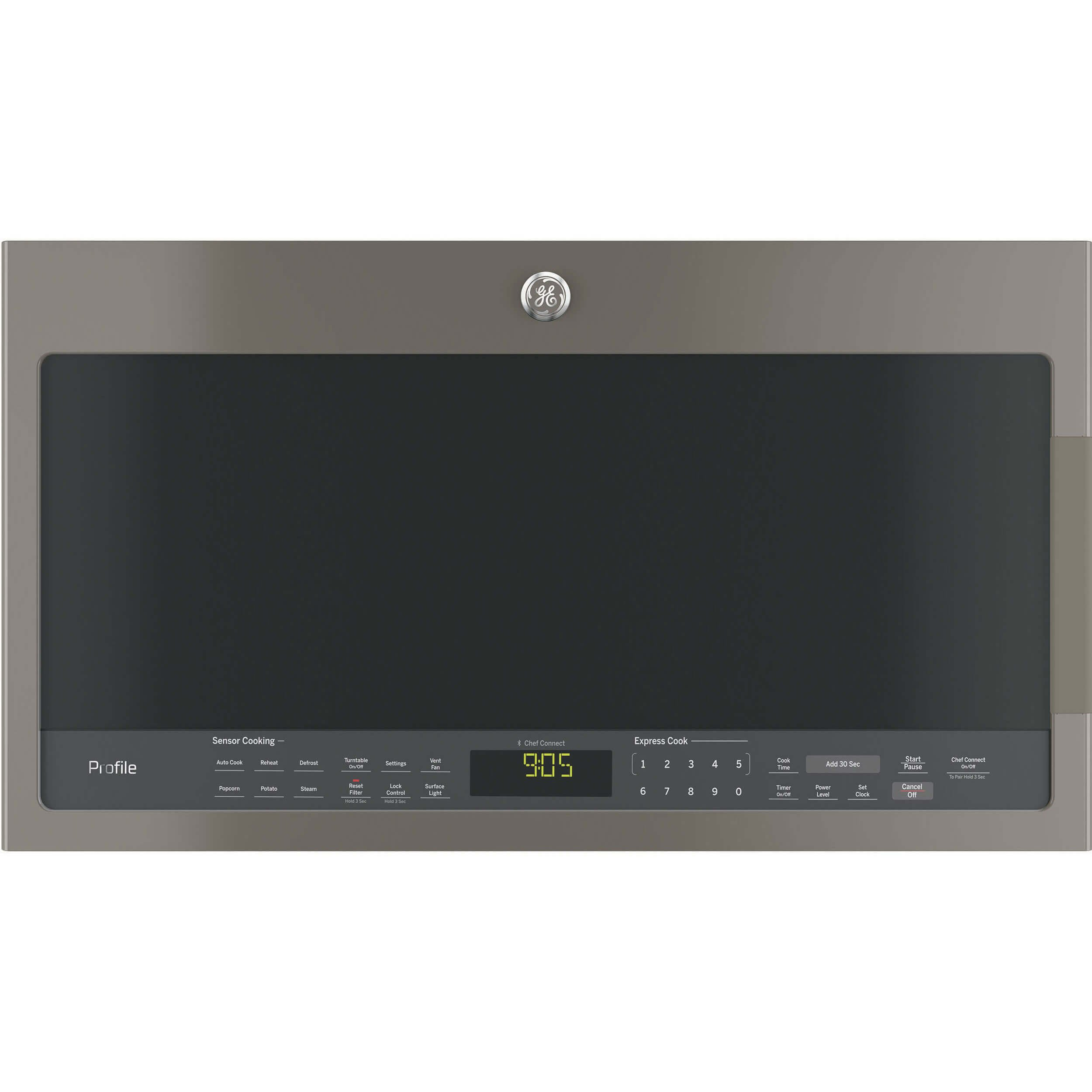 GE PVM9005EJES Microwave Oven by GE