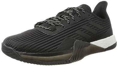 adidas Crazytrain Elite M Mens Fitness Shoes Black Core Black/Night Met