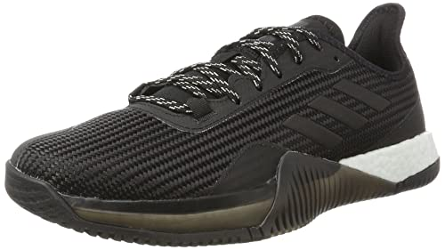 new style bec62 d1ad5 adidas Mens Crazytrain Elite M Gymnastics Shoes, (Core BlackNight Met),