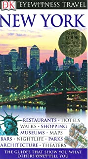 eyewitness travel guides new york