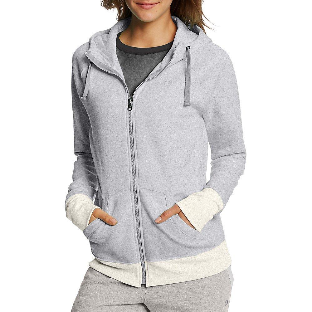 Champion Womens Fleece Full Zip Hoodie by CHAMPION