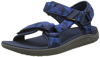 Teva Herren M Terra-Float 2 Universal Sandalen Blau 44 EU