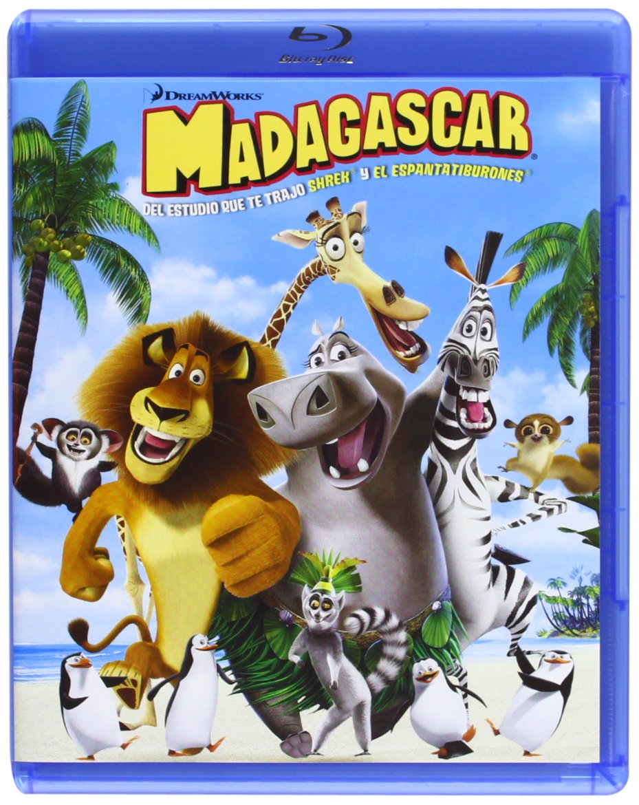 Amazon.com: Madagascar: Movies & TV