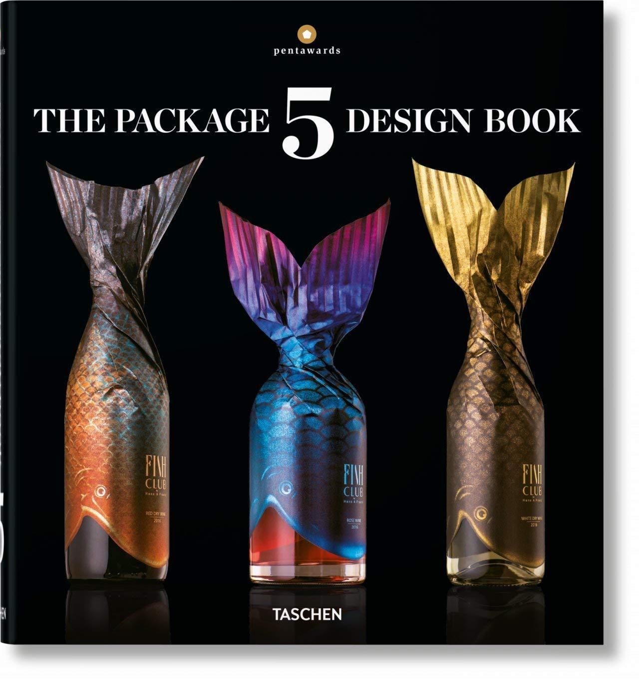 The Package Design Book 5 (VARIA): Pentawards, Julius