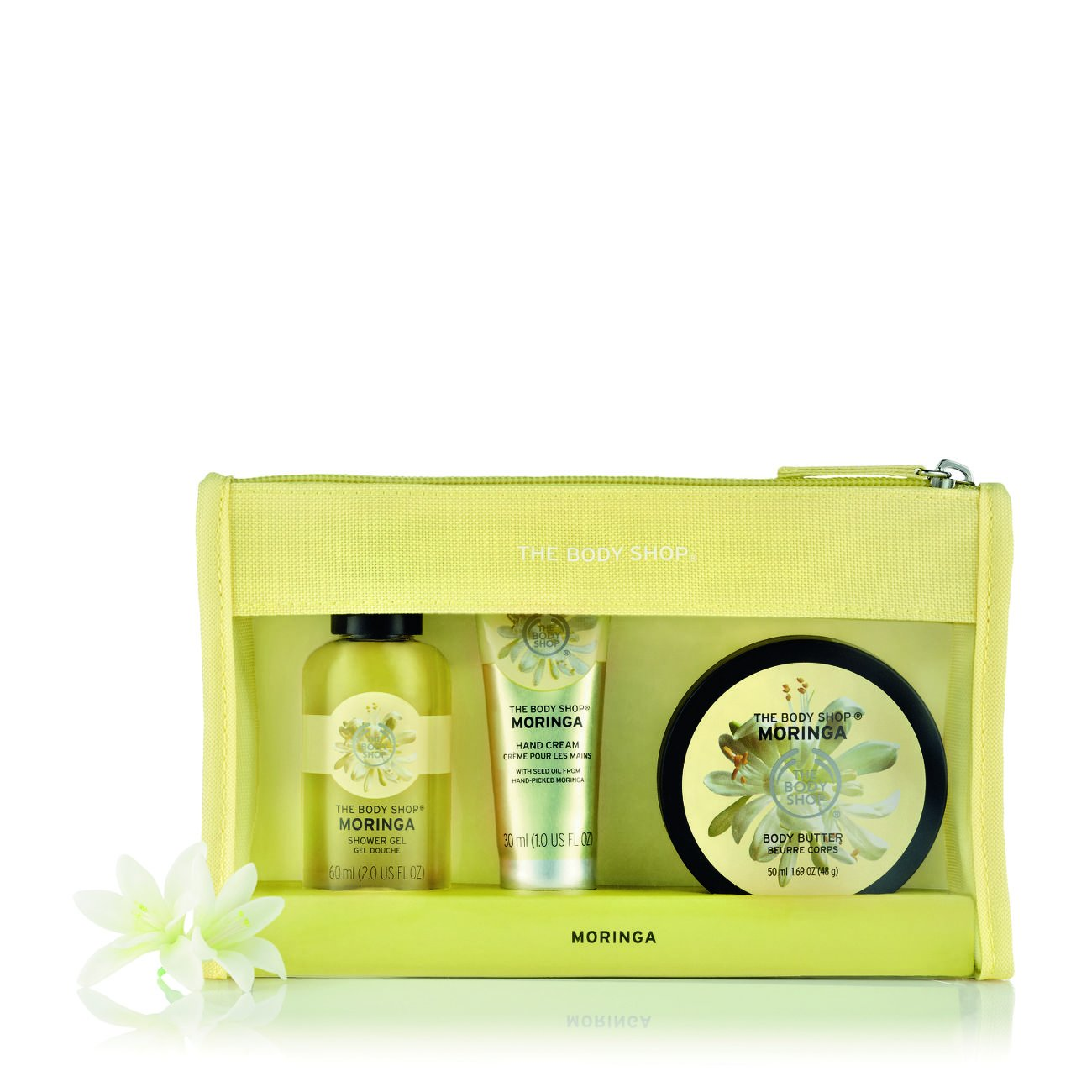 The Body Shop Moringa Gift Bag