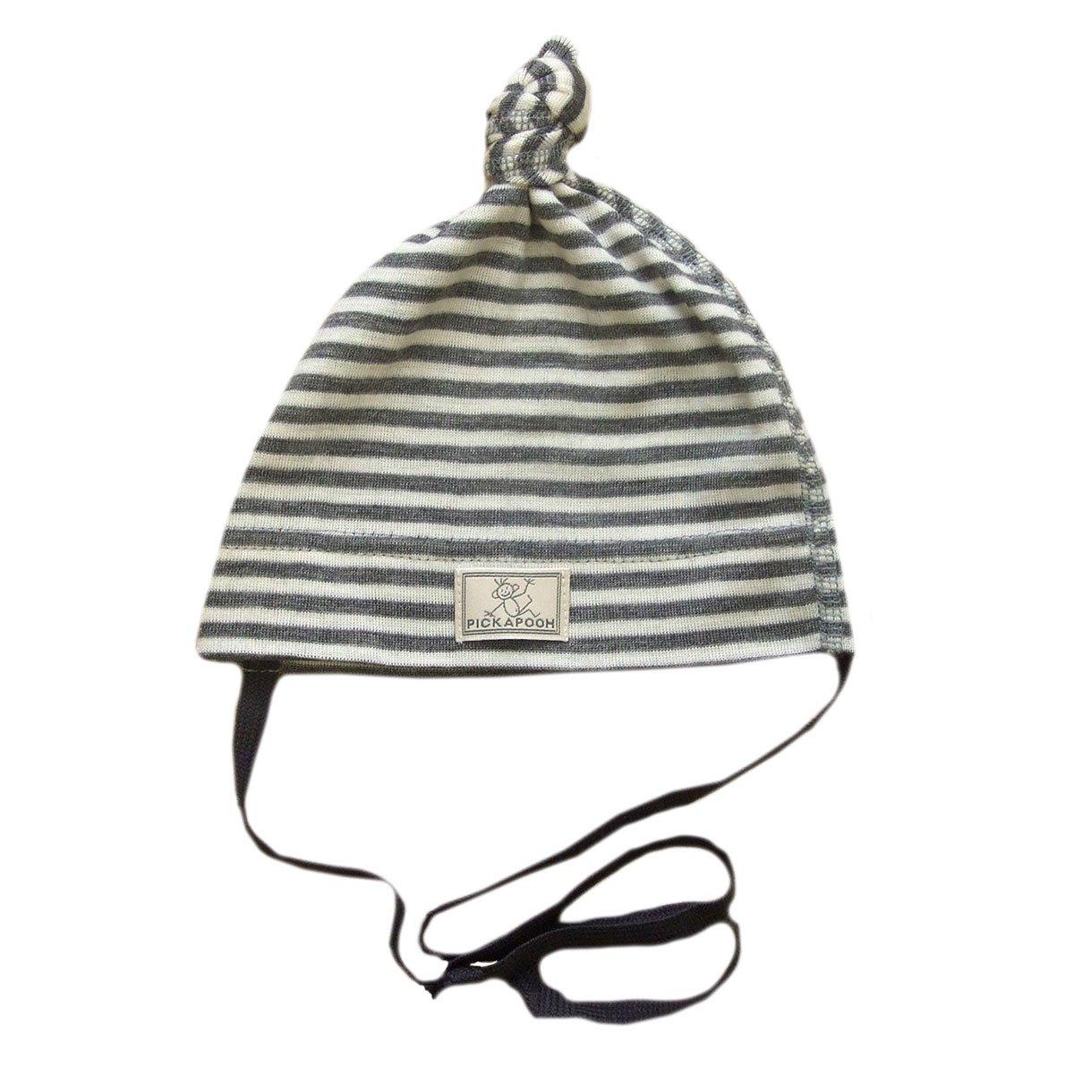Pickapooh Sombrero de Lana de Merino para bebé niña recién Nacida ...