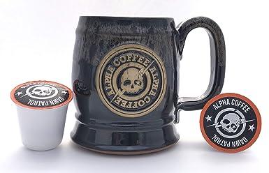 Alpha Coffee Company - Cápsulas para cafetera Keurig K-Cup ...