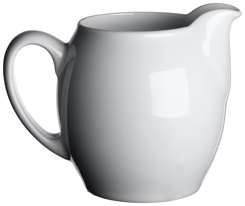 Denby White Small Jug WHT-023 Bowls & Dishes China Tableware