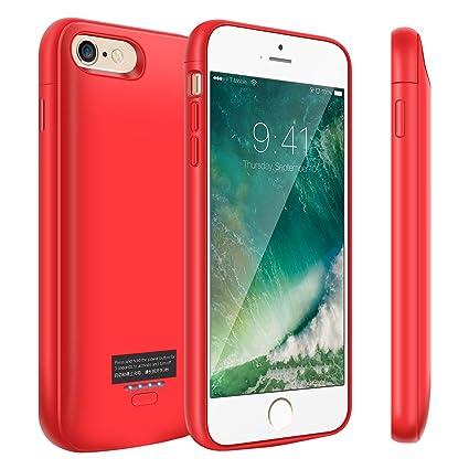 Amazon.com: Funda de batería para iPhone 6 Plus/6s Plus ...