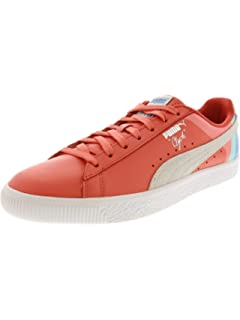 on sale bc5b8 33d62 Amazon.com | PUMA Men's Clyde South Beach | Fashion Sneakers