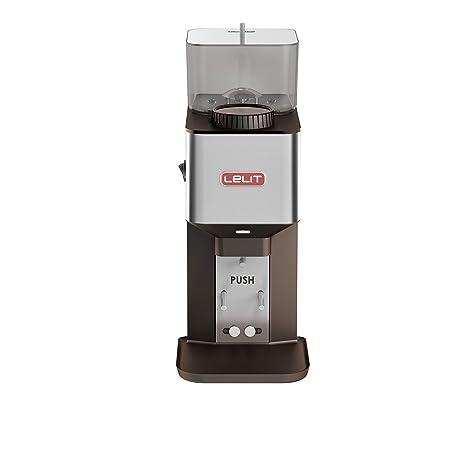 Lelit PL71 eléctrico Molinillo de café, 100 W, acero inoxidable ...