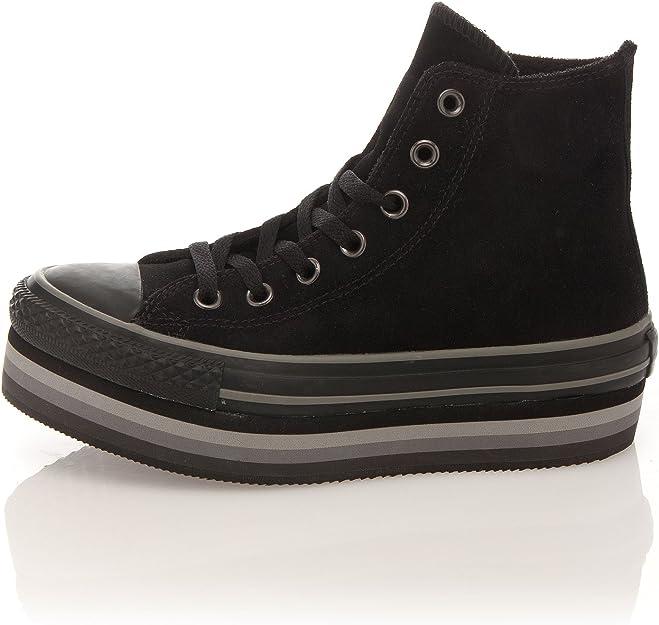 Converse, AS Ox Platform Eva Canvas, Sneaker Donna
