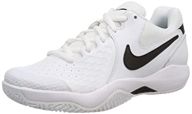 f631e9a07fa3 Nike Air Zoom Resistance Mens 918194-102 Size 7 White Black