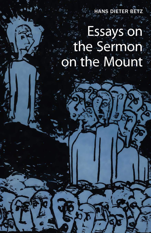 essay on sermon on the mount