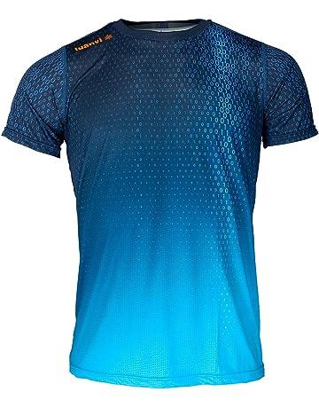 Camisetas y tops de running para hombre | Amazon.es