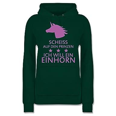 Shirtracer Einhörner - Einhorn - Scheiss auf den Prinzen ich Will EIN  Einhorn - XS - 20c8629178