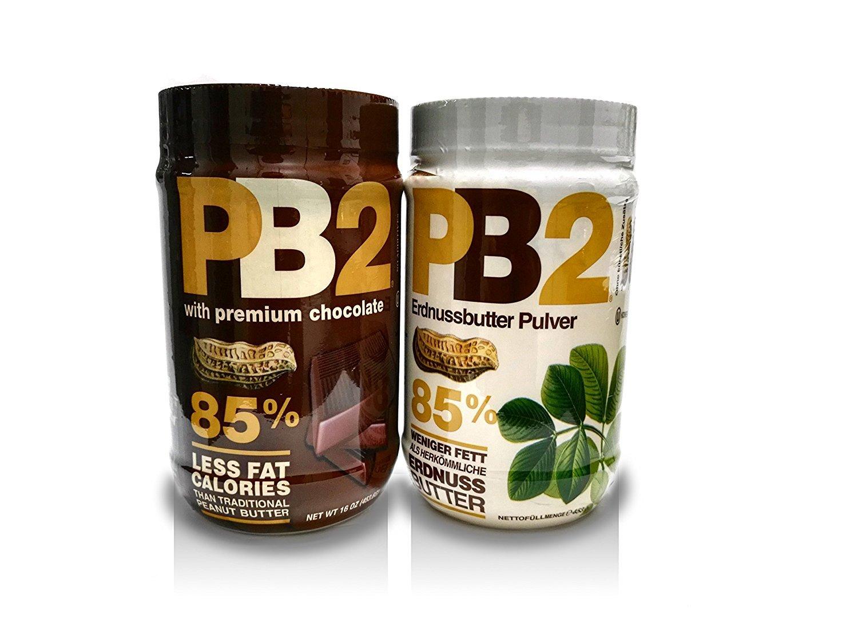 Bell plantation, PB2 peanut butter (powdered) mix pack, chocolate ...